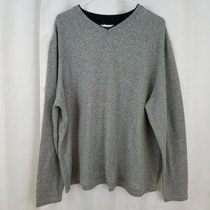 Faded Glory Gray Shirt Size 3XL